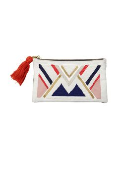 For Her | Oh Yeah! Made in Africa Purse by Sass & Bide