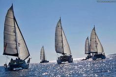 5th Catamarans Cup 2014. For more information, please click the link below http://www.catamaranscup.com/el/