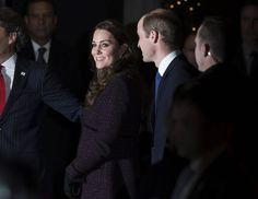 Pin for Later: Kate und William sind in New York gelandet und starten ihren royalen Besuch