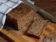 smakołyki alergika: chleb Tarzynkowy potrójnie zakwaszany. World Bread Day 2013