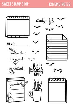 Epic Notes