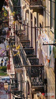 Lisbon façades
