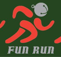 FREE 2 Mile Jingle Bell Fun Run!  Get the details in this pin!