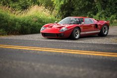 1966 Ford GT40 Road Version