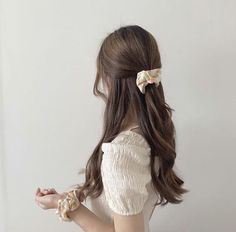 Korean Hair Color, Ulzzang Hair, Aesthetic Hair, Dream Hair, Mode Outfits, Pretty Hairstyles, Hair Looks, Hair Inspiration, Curly Hair Styles