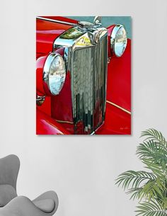 Discover «Antique RR», Limited Edition Canvas Print by Glink - From $75 - Curioos