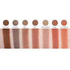 Makeup Geek Eyeshadow Pan - Crème Brulee - Makeup Geek Eyeshadow Pans - Eyeshadows - Eyes