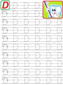 Letter Writing Worksheets, Handwriting Worksheets For Kids, English Worksheets For Kindergarten, Alphabet Writing, Preschool Writing, Preschool Letters, Learning Letters, Alphabet Activities, Kindergarten Worksheets