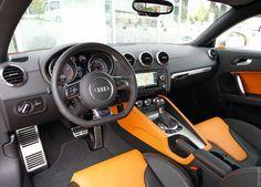 2011 Audi TTS Coupe