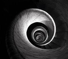 ... spiral ...