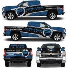 Jeremy6 picked a winning design in their car, truck or van wrap contest. For just US$499 they received 65 designs from 3 designers.