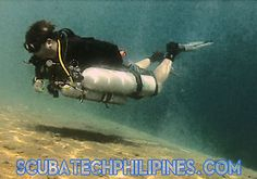 Technical Sidemount Diving Philippines - returning from the abyss...
