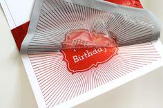 How to make DIY metallic foil cards