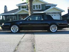 Nice My Dream Car, Dream Cars, 1987 Buick Grand National, Buick Regal, Hot Rod Trucks, Chevy, Chevrolet, Hot Rides, Monte Carlo