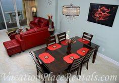 2 Bedrooms Condo Rental In Panama City Beach Tropic Winds Condo Classy 2 Bedroom Condos In Panama City Beach Decorating Inspiration