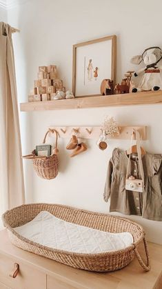 Baby Bedroom, Baby Boy Rooms, Baby Room Decor, Baby Boy Nurseries, Kids Bedroom, Ikea Baby Room, Baby Girl Nusery, Kids Rooms, Small Baby Nursery
