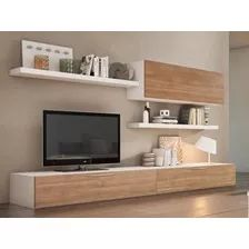 Modulaire rack mesa tv – Yazbik Ideas – living nordico – Welcome The Decor Living Room Tv Cabinet, Living Room Wall Units, Living Room Decor, Living Rooms, Tv Cabinet Wall Design, Tv Wall Design, Tv Unit Furniture, Dining Room Furniture, Modern Tv Wall Units