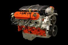 Pace Performance LSX454 585HP Crate Engine