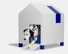 casetta doghouse forma italia