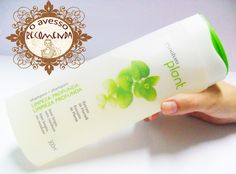 o avesso recomenda: shampoo de limpeza profunda/natura plant