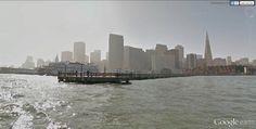 """Pier 7, San Francisco, California / 37°48'1.54""""N 122°23'39.71""""W (Google Earth Street View)"""