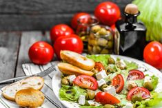 Weight loss: Mediterranean diet, fasting better than paleo, says study Easy Recipe Depot, Mediterranean Diet Food List, Fast Good, Feta, Eat Fruit, Paleo, Plant Based Diet, Food Lists, Diet And Nutrition