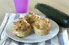 Stephopoloc !Muffins légers courgette feta - Stephopoloc !