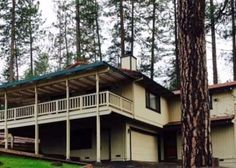Cabin home in Pine Mountain Lake near Yosemite - Houses for Rent in Groveland, California, United States Pine Mountain Lake, Yosemite Lodging, Cabin Homes, Renting A House, Lodges, Entrance, United States, California, House Styles