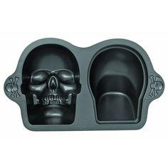 Skull Pan and Other Skull Kitchen Stuff: http://skullappreciationsociety.com/skull-pan/ via @Skull_Society