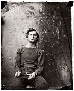Lewis Powell/Paine/Payne (whichever you prefer). So, yeah, he might have been a co-conspirator in the Lincoln Assassination. And yeah, maybe...
