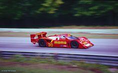 Momo Porsche 962C