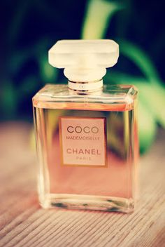 Coco Mademoiselle from  Chanel .... This scent is nearly perfect because it works as a chic casual scent but also feels very sophisticated and glamorous for special occasions.
