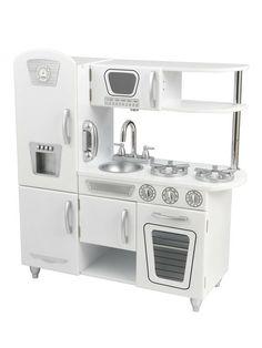 White Vintage Kitchen by KidKraft on Gilt.com