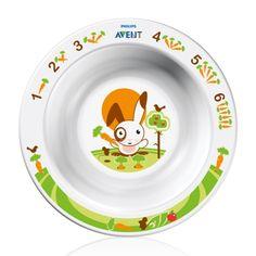 """PHILIPS AVENT - Giá giảm: 252,000 VND (Giá niêm yết: 360,000 VND) - """"CHÉN ĂN - PHILIPS AVENT - 518228 - SCF706/00 - Bát ăn dặm chống trượt – giúp ngăn ngừa đổ tràn. Dễ múc thức ăn – lý tưởng cho cho bé tập ăn. Dễ dàng vệ sinh và sử dụng an toàn với máy rửa chén. Bát kích thước nhỏ - phù hợp cho trẻ mới tập ăn hoặc ăn nhẹ. Thích hợp sử dụng trong lò vi sóng và máy tiệt trùng."""""""