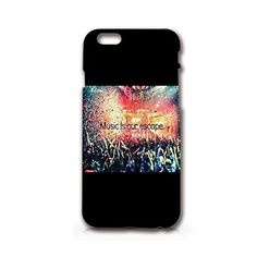 Craftdesign - Music is out escape - Hard Plastic Matt Case Full Protection (iphone6) Craftdesign http://www.amazon.com/dp/B00V5YHQRU/ref=cm_sw_r_pi_dp_EiN3vb1149B5S