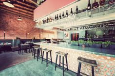 Bow & Truss Spanish-accented cocktails in North Hollywood Bow Truss, Los Angeles Bars, Los Angeles Restaurants, Local Bars, North Hollywood, City Of Angels, Bows, Lounges, Offices