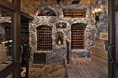 20 Absolutely Glorious Mediterranean Wine Cellar Designs Youll Go Crazy For Caves, Wine Cellar Basement, Wine Kits, Wine Cellar Design, Villa, Wine Brands, Tiny Apartments, Wine Decor, Wine Case