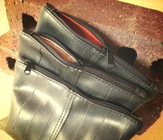 Small Black Clutch  Small Purse  Vegan Leather by MoabBagCompany, $32.00