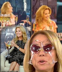 "Kathie Lee Gifford - ""I'm not a perfect mom, but my kids haven't been arrested, in rehab or kicked out of school, so I must be doing something right!"""