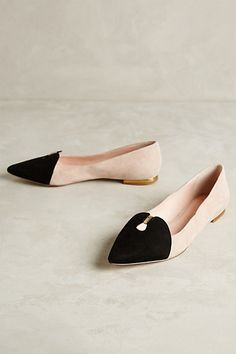 Aerin Ives Flats #anthropologie
