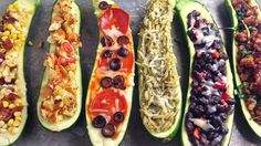 Crazy-Delicious Stuffed Vegetables, From Artichokes to Eggplants Cookbook Recipes, Cooking Recipes, Batch Cooking, Healthy Cooking, Healthy Recipes, Healthy Food, Healthy Eating, Healthy Dinners, Vegetarian Recipes