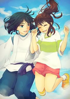 will chihiro and haku meet again someday
