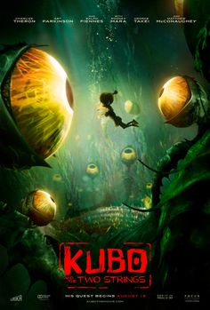 Kubo i dwie struny / Kubo and the Two Strings [2016]