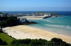 A Tour of Cornwall's South West Coast Path is a travel story on Hiptraveler with an embedded 1 day travel plan that includes things to do, place to stay and hip restaurants for Cornwall. St Ives Cornwall, West Cornwall, Cornwall England, Cornish Beaches, Cornish Coast, South West Coast Path, Seaside Towns, Staycation, Beautiful Beaches