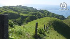 ENDLESS HILLS. To escape to Batanes is to escape to a green wonderland. All photos by Pia Ranada