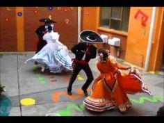 Jarabe Tapatio (baile regional)folklorico