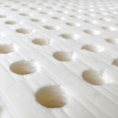 Latex Mattress Core Close Up Sleep on latex dot com