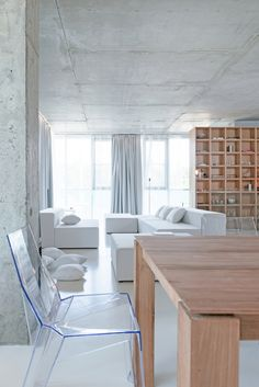 Gallery of Apartment W_G+BETON / ARCH.625 - 4