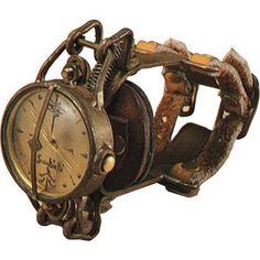 steampunk watch #steampunk #watch #fashion