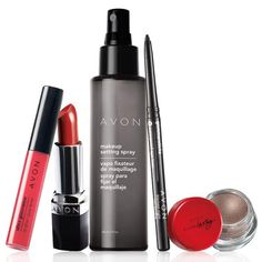 Online Exclusive! Get ready for a night out with this set of statement essentials for a seductive after-hours look. Regularly $38.00, buy Avon Cosmetics online at http://eseagren.avonrepresentative.com